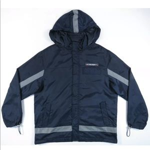 Tommy Hilfiger Athletics Reflective Hooded Jacket